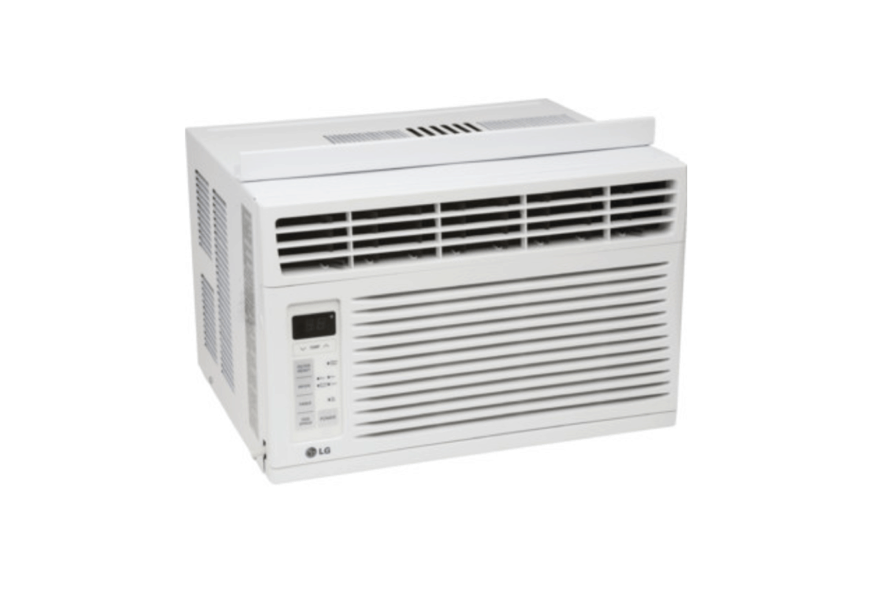 LG 8000 BTU Air Conditioner 8,000 115 Volt Window - The CoolBot by Store