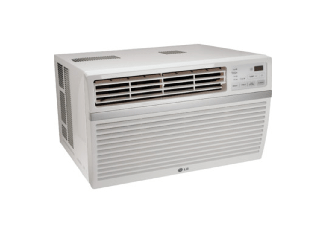 LG 8,000 BTU Air Conditioner 15,000 115 Volt Window - The CoolBot by Store