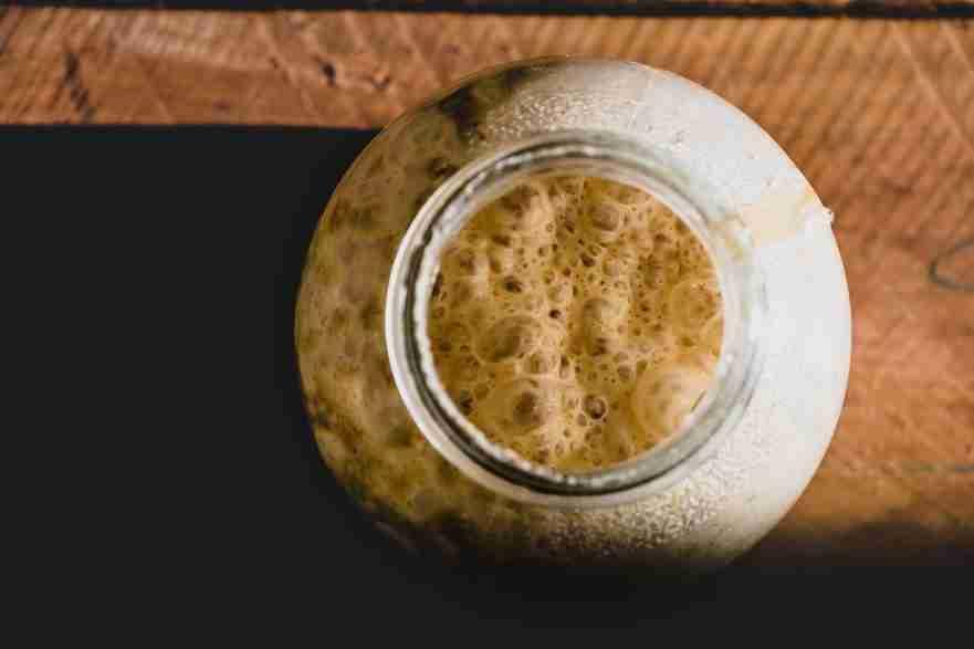 krausen, fermenation